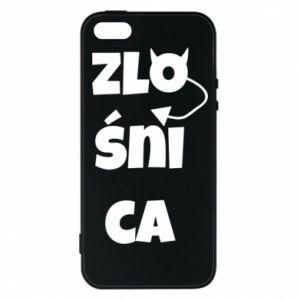 Phone case for iPhone 5/5S/SE Shrew - PrintSalon