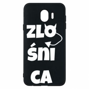 Phone case for Samsung J4 Shrew - PrintSalon