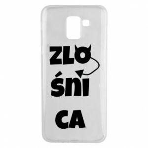 Phone case for Samsung J6 Shrew - PrintSalon