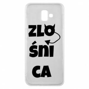 Phone case for Samsung J6 Plus 2018 Shrew - PrintSalon