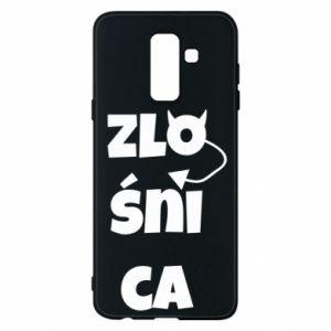 Phone case for Samsung A6+ 2018 Shrew - PrintSalon