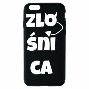 Phone case for iPhone 6/6S Shrew - PrintSalon