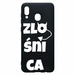 Phone case for Samsung A30 Shrew - PrintSalon