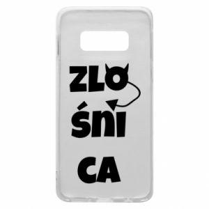 Phone case for Samsung S10e Shrew - PrintSalon