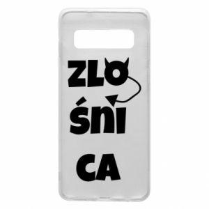 Phone case for Samsung S10 Shrew - PrintSalon