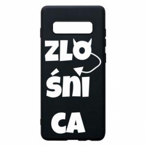 Phone case for Samsung S10+ Shrew - PrintSalon