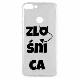 Phone case for Huawei P Smart Shrew - PrintSalon