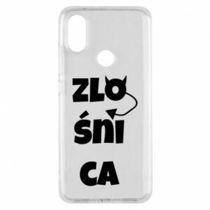 Phone case for Xiaomi Mi A2 Shrew - PrintSalon