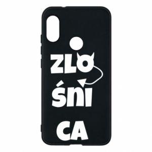 Phone case for Mi A2 Lite Shrew - PrintSalon