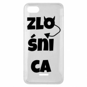 Phone case for Xiaomi Redmi 6A Shrew - PrintSalon