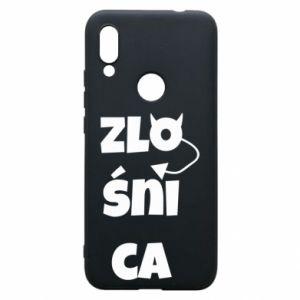 Phone case for Xiaomi Redmi 7 Shrew - PrintSalon