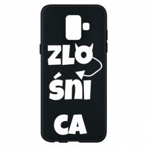 Phone case for Samsung A6 2018 Shrew - PrintSalon