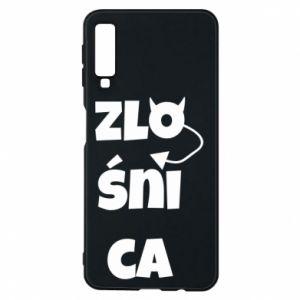 Phone case for Samsung A7 2018 Shrew - PrintSalon