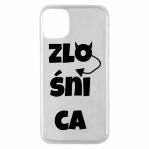 Etui na iPhone 11 Pro Zlośnica
