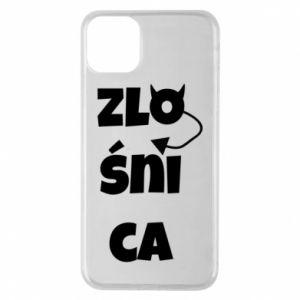 Etui na iPhone 11 Pro Max Zlośnica