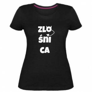Women's premium t-shirt Shrew - PrintSalon