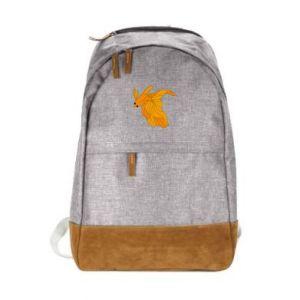 Miejski plecak Złota rybka