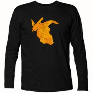 Long Sleeve T-shirt Goldfish