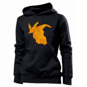 Women's hoodies Goldfish