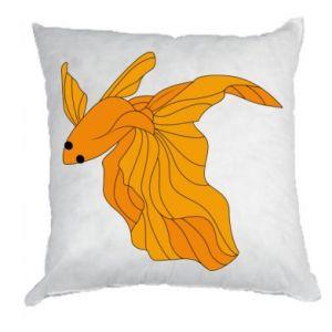 Pillow Goldfish
