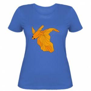 Women's t-shirt Goldfish