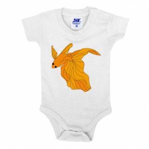 Baby bodysuit Goldfish