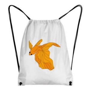 Backpack-bag Goldfish