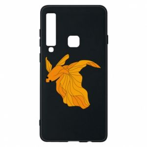 Phone case for Samsung A9 2018 Goldfish