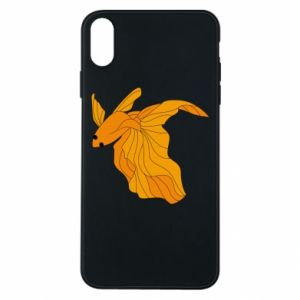 Phone case for iPhone Xs Max Goldfish