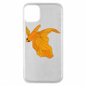 Phone case for iPhone 11 Pro Goldfish
