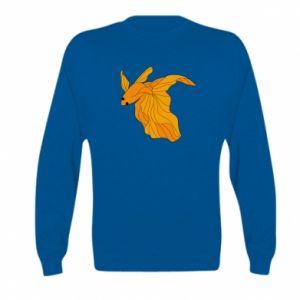 Kid's sweatshirt Goldfish