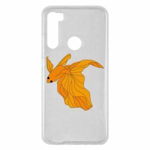 Xiaomi Redmi Note 8 Case Goldfish