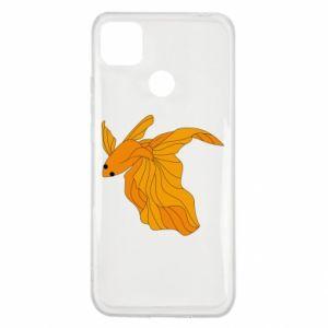 Etui na Xiaomi Redmi 9c Złota rybka