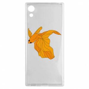 Sony Xperia XA1 Case Goldfish