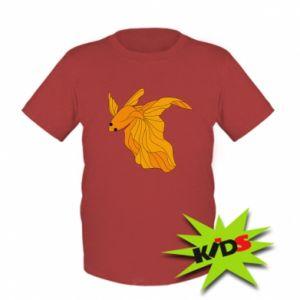 Kids T-shirt Goldfish