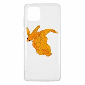 Samsung Note 10 Lite Case Goldfish