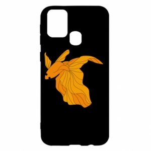 Samsung M31 Case Goldfish