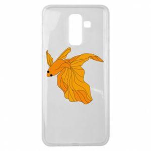 Samsung J8 2018 Case Goldfish