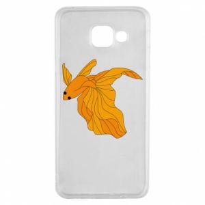 Samsung A3 2016 Case Goldfish
