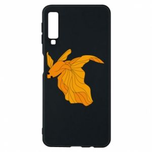 Phone case for Samsung A7 2018 Goldfish