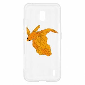 Nokia 2.2 Case Goldfish