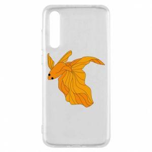 Huawei P20 Pro Case Goldfish