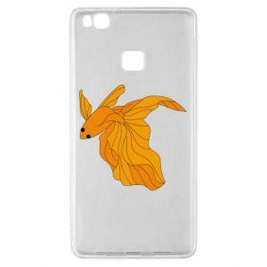 Huawei P9 Lite Case Goldfish