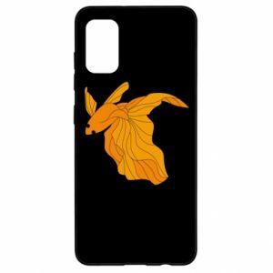 Samsung A41 Case Goldfish