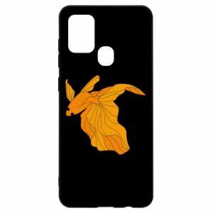 Samsung A21s Case Goldfish