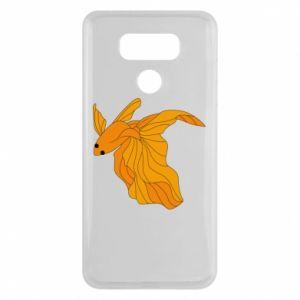 LG G6 Case Goldfish