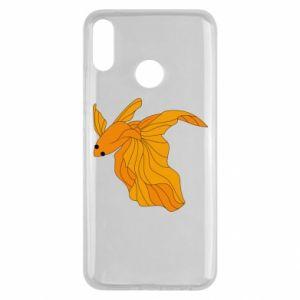 Huawei Y9 2019 Case Goldfish
