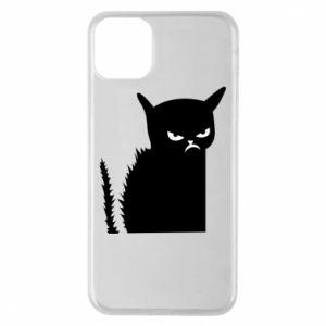 Etui na iPhone 11 Pro Max Zły kot