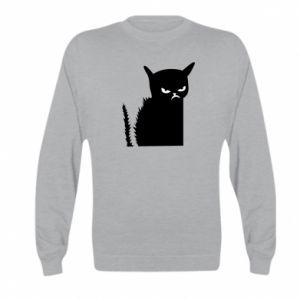 Bluza dziecięca Zły kot