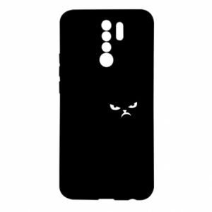 Etui na Xiaomi Redmi 9 Zły kot